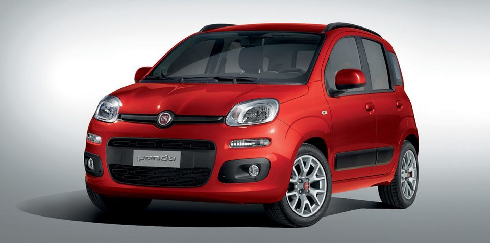 Fiat Panda offerta noleggio a lungo termine
