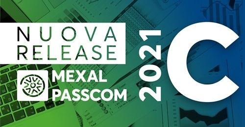 NUOVA VERSIONE 2021C DI MEXAL E PASSCOM